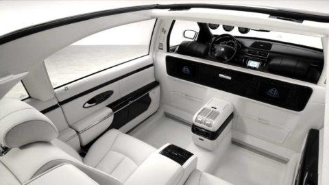 Autá s najlepším interiérovým vybavením