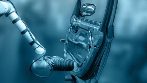 Robotika pre stredné a malé firmy