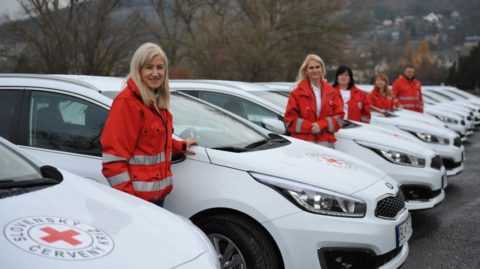 Červený kríž je už viac ako 150 rokov symbolom nádeje pre ľudí na celom svete