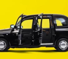 Londýn získal nové elektrické taxíky