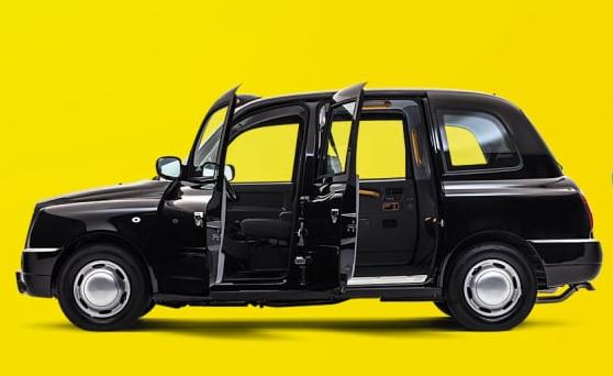 elektrické taxíky
