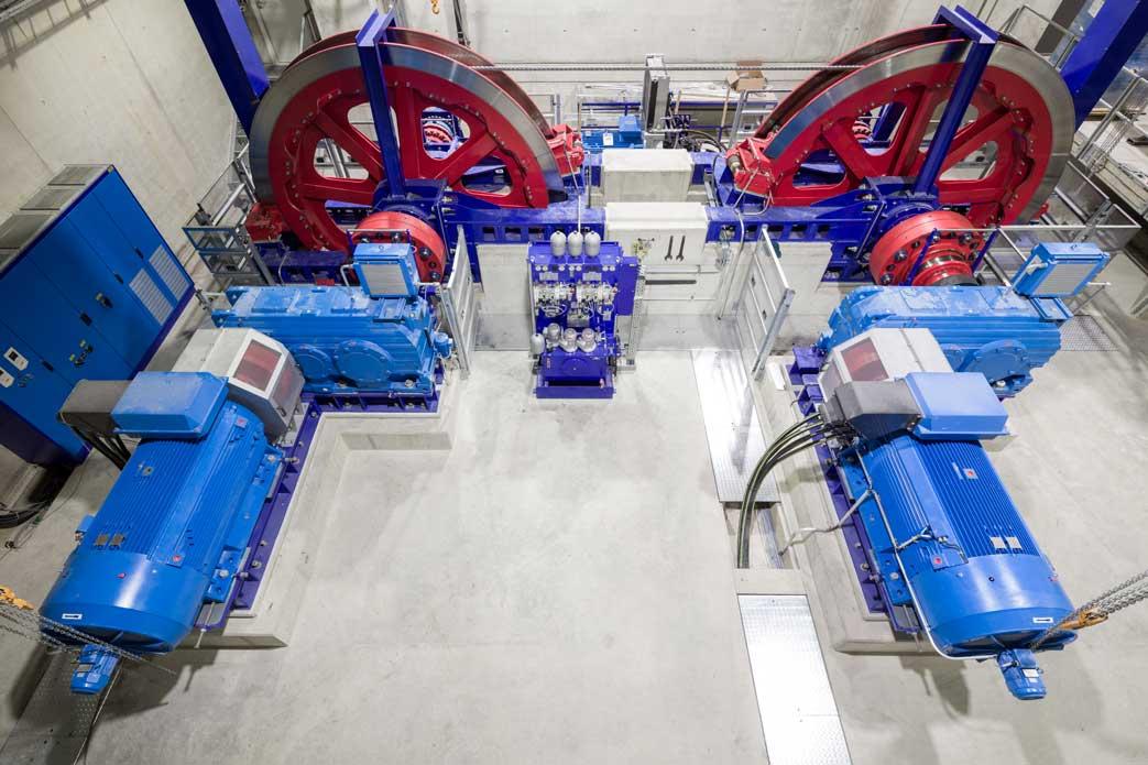 Výkonné motory ABB