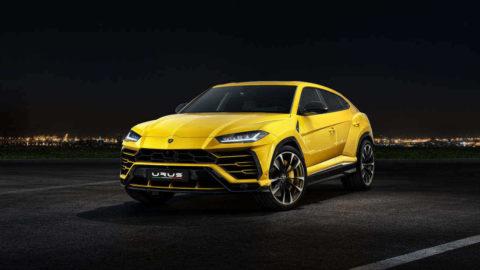 2019 Lamborghini URUS je najrýchlejšie produkčne vyrábaným SUV na svete