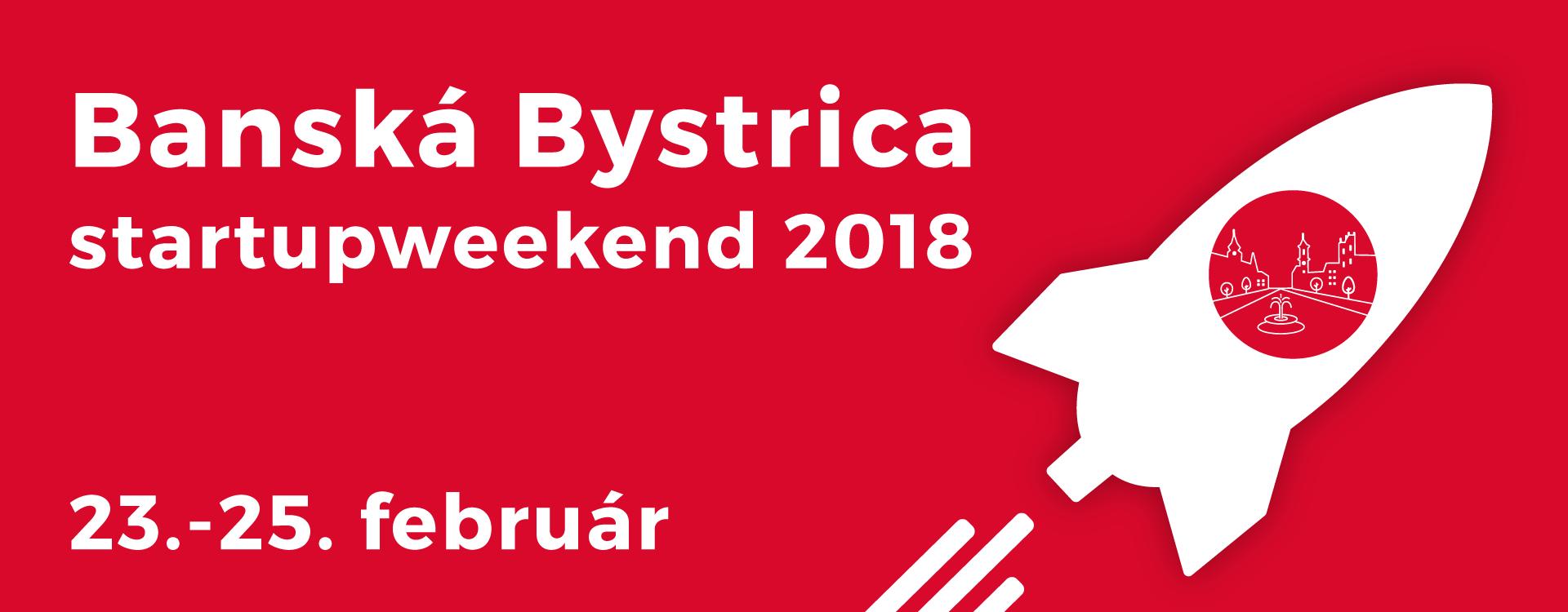 Startup weekend Banská Bystrica 2018