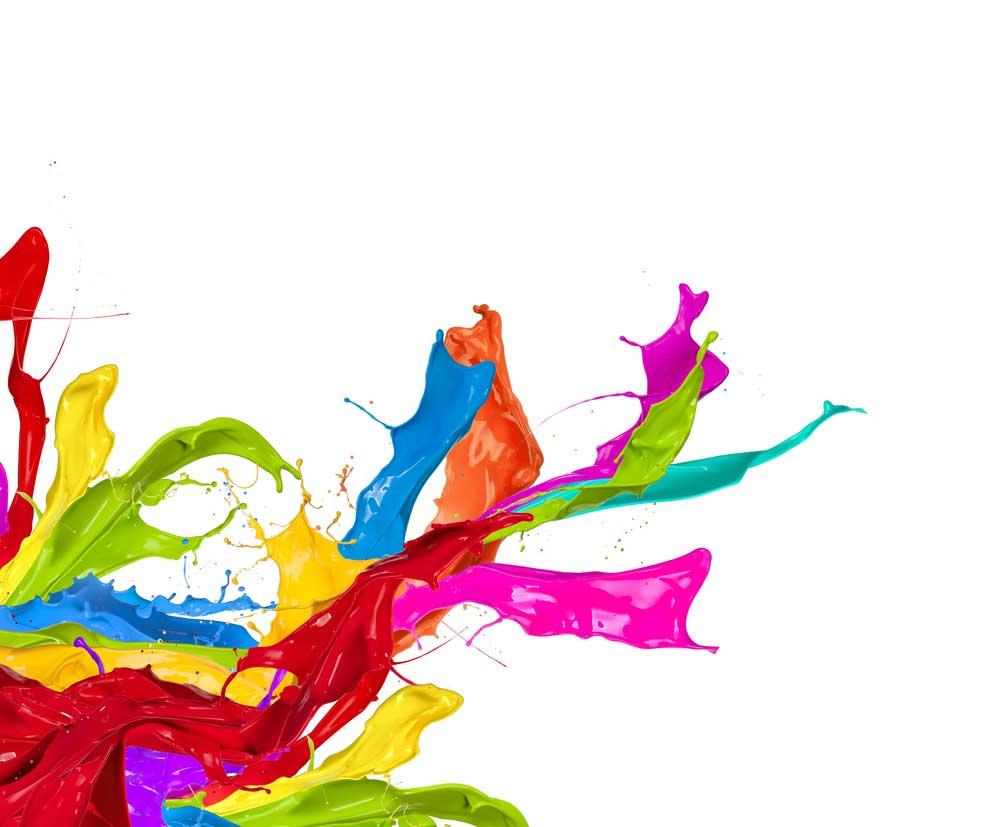 Zmes farieb