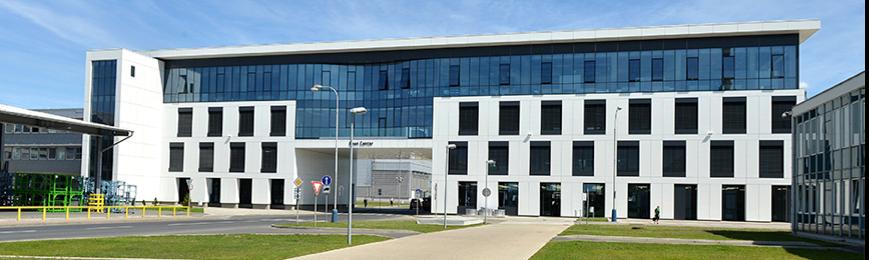 Budova Lean centra ŠKODA AUTO a.s.