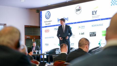 """Konferencia Newmatec 2018 – """"Sme na prahu mobilnej revolúcie."""""""