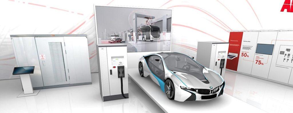 ABB na veľtrhu v Hannoveri predstavila najrýchlejšiu nabíjaciu stanicu pre elektroautá