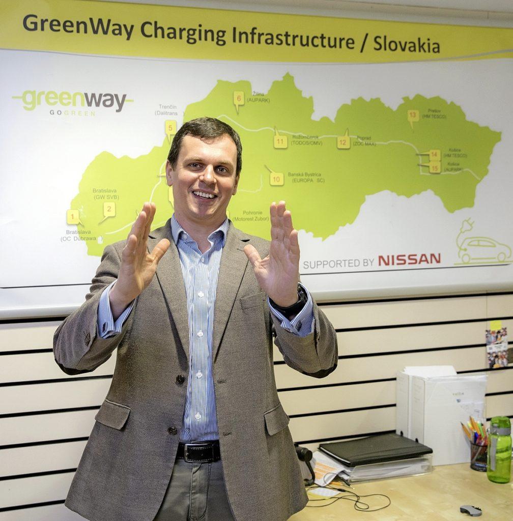 Rozhovor s Petrom Badíkom o elektromobilite