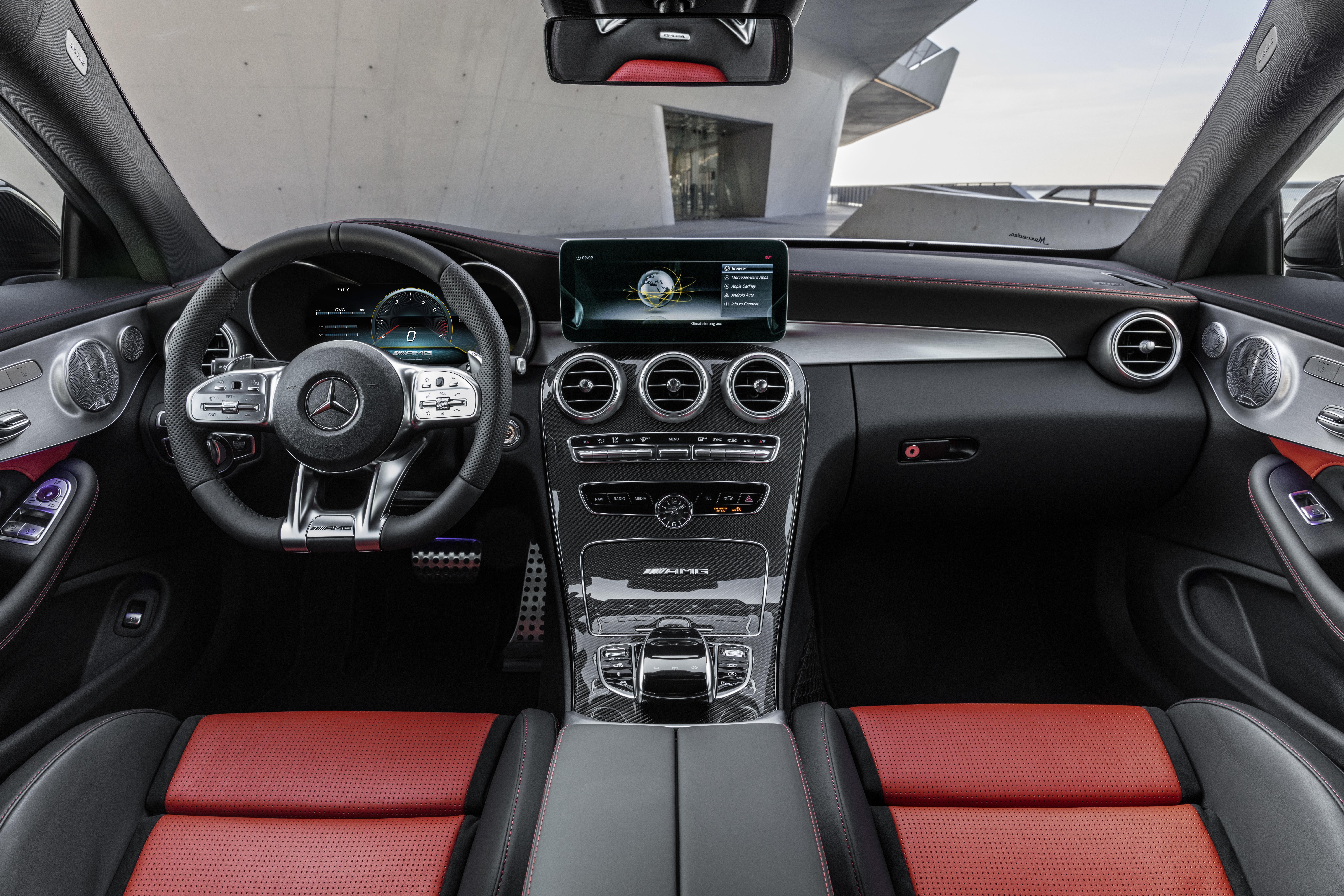 Nové modely Mercedes-AMG C 63 poskytnú viac individuality