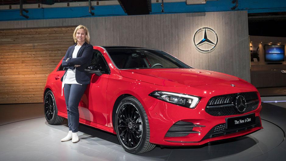 Najvyšší aprílový a štvormesačný odbyt Mercedes-Benz