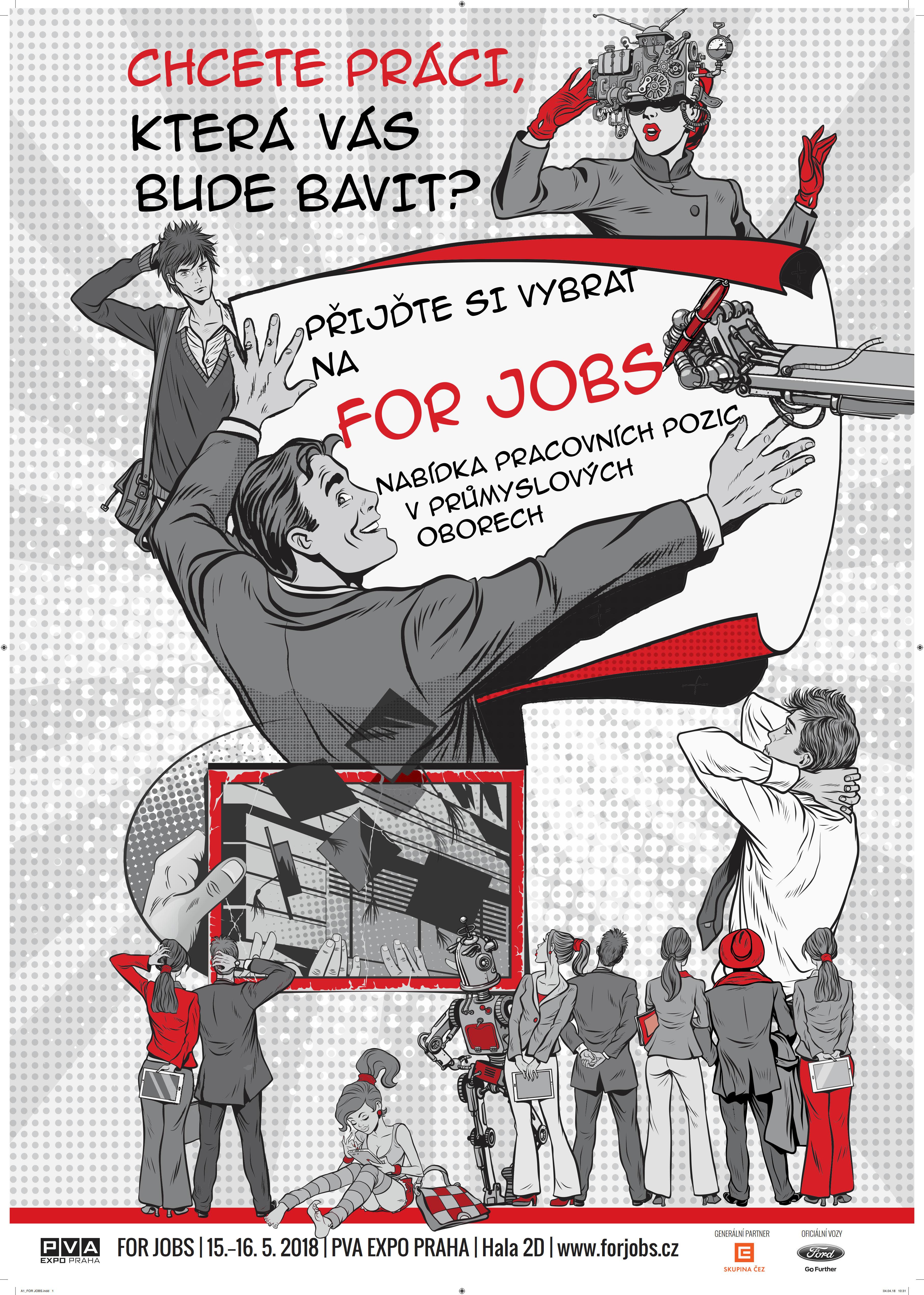 For Jobs Praha
