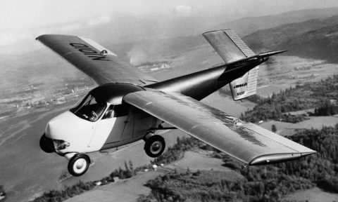Prečo sa lietajúce autá ešte neodlepili od zeme?