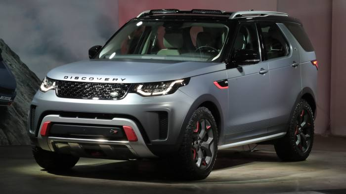 Jaguár Land Rover