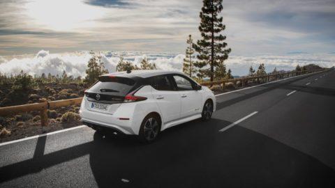 Nový Nissan Leaf je najlepším elektromobilom vEurópe. Získal 37-tisíc objednávok a18-tisíc dodaní