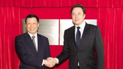 Gigafactory 3 vČíne oficiálne, Tesla začne produkciu vpriebehu 2 rokov