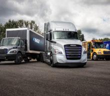 V USA predstavili elektrické nákladné vozidlá