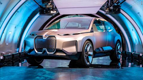 BMW odhalil svoju víziu iNext pre samojazdiace auto