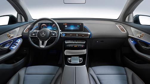 Mercedes-Benz EQC nastúpi v polovici roku 2019