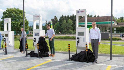 Cestovanie elektroautami po Európe onedlho realitou