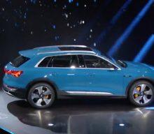 Audi spúšťa elektrické SUV e-tron scenou 74800 dolárov