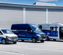 Nové možnosti pre budúcnosť: Koncept Sprinter F-CELL na palivové články