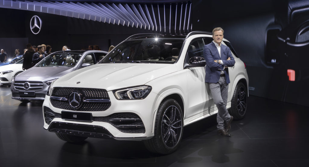 Mercedes má ambíciu byť priekopníkom v elektromobilite