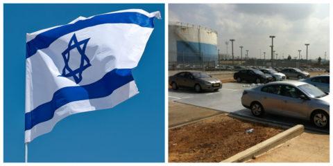 Izrael plánuje ukončiť predaj benzínových adieselových áut do roku 2030