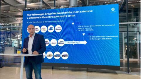 Volkswagen potvrdil, že pre rok 2025 plánuje solid-state batérie