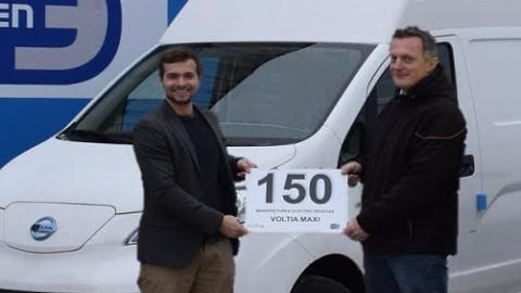 Prvých 150 kusov elektrických vozidiel Voltia|Prepriemysel.sk