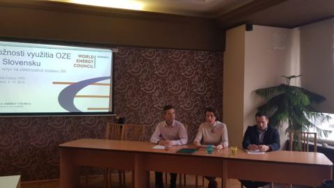 Slovensko môže využívať podstatne väčší potenciál zelenej energie