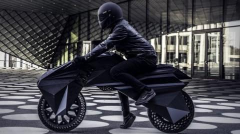Nový 3D NERAbike je náhľadom do budúcnosti