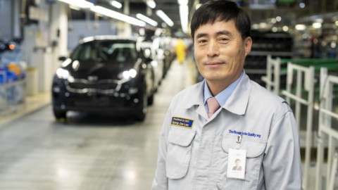 Spoločnosť Kia Motors Slovakia má nového prezidenta