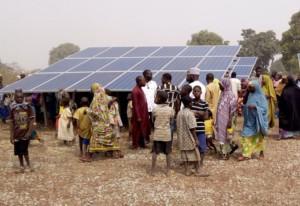 Obnoviteľná energia v Afrike