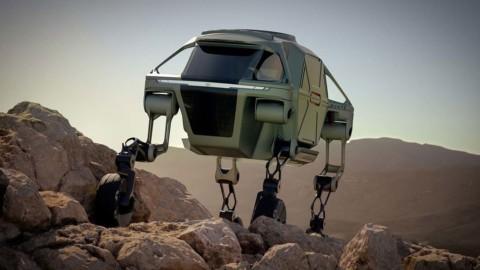 Hyundai Elevate je neuveriteľný robotický elektromobil|Prepriemysel.sk