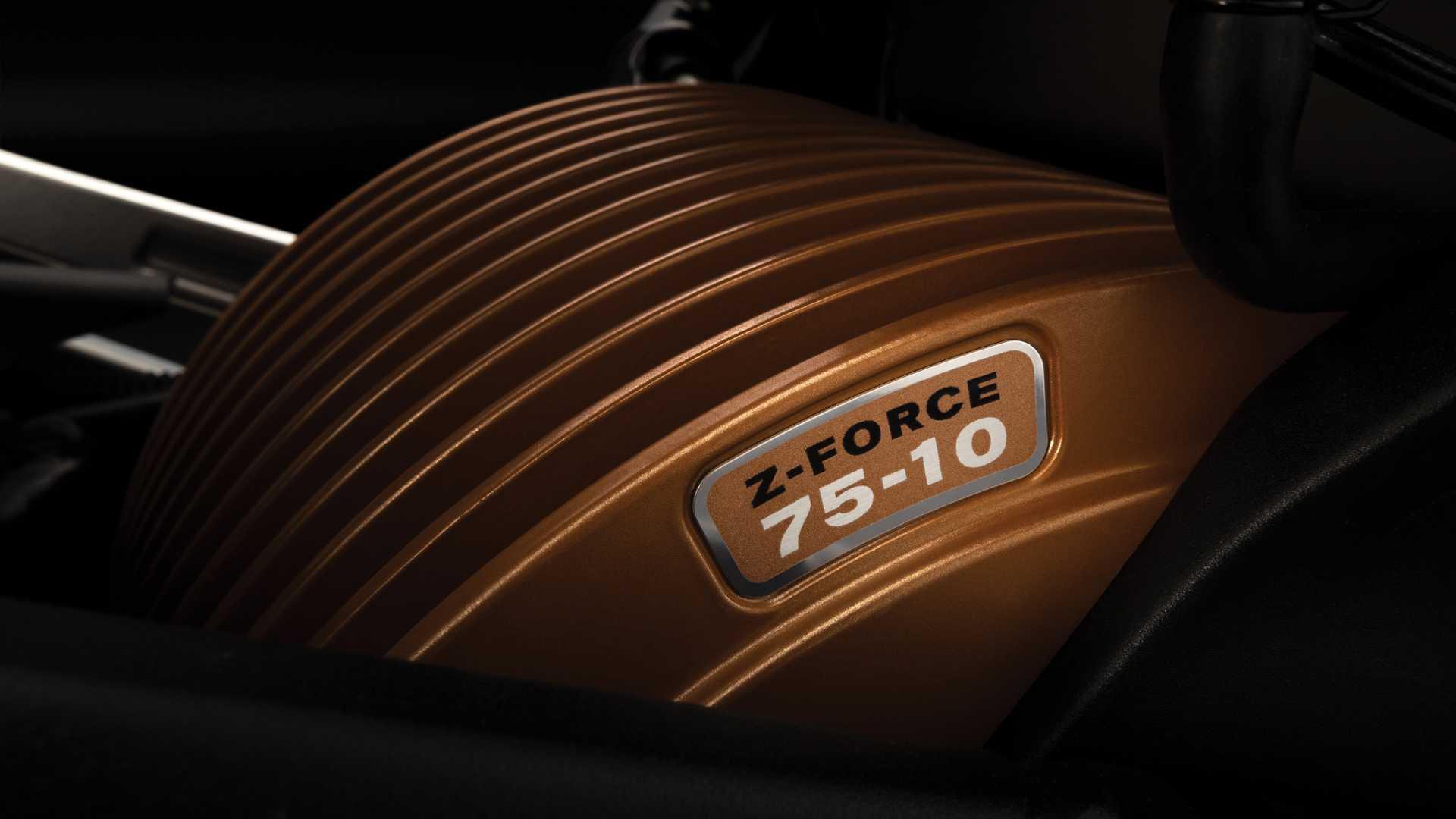 Motor Z-FORCE 75-10