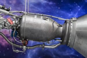 Orbex raketa s motorom s vytlačeným 3D tlačiarňou
