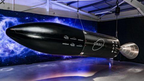 Orbex predstavil prototyp rakety s motorom vytlačeným 3D tlačiarňou