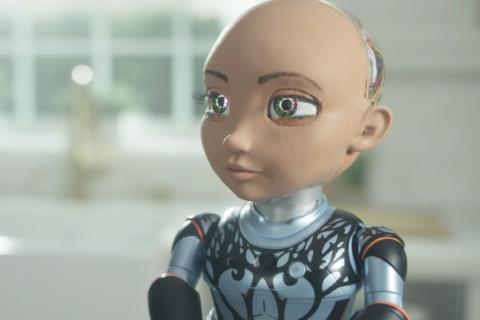Malá Sophia je najnovším členom Hanson Robotics