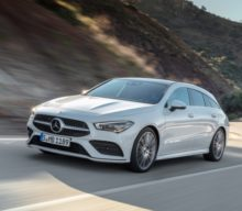 Nový Mercedes-Benz CLA Shooting Brake