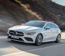 Nový Mercedes-Benz CLA Shooting Brake