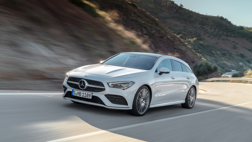 Mercedes-Benz CLA Shooting Brake