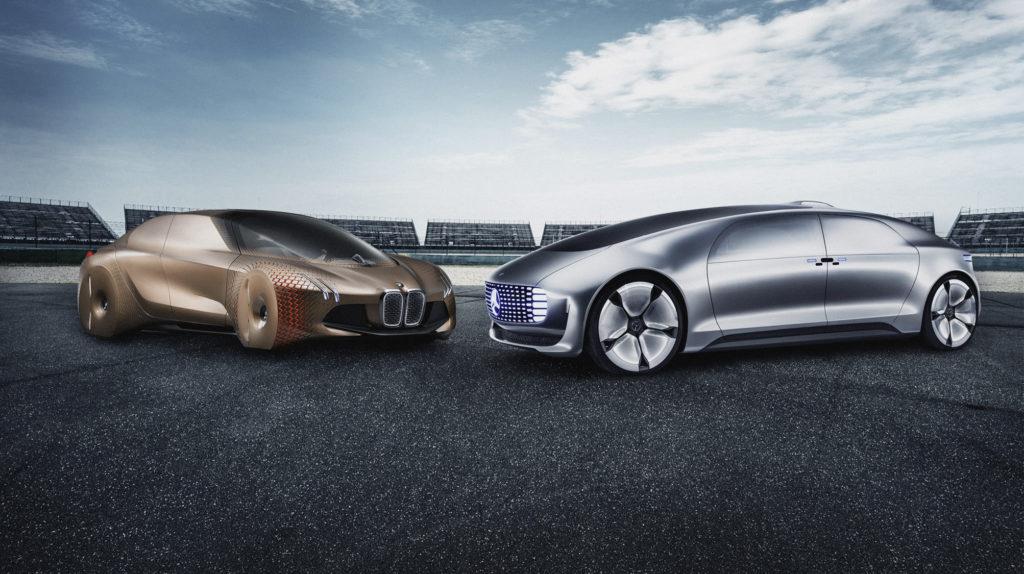 Daimler AG a BMW Group