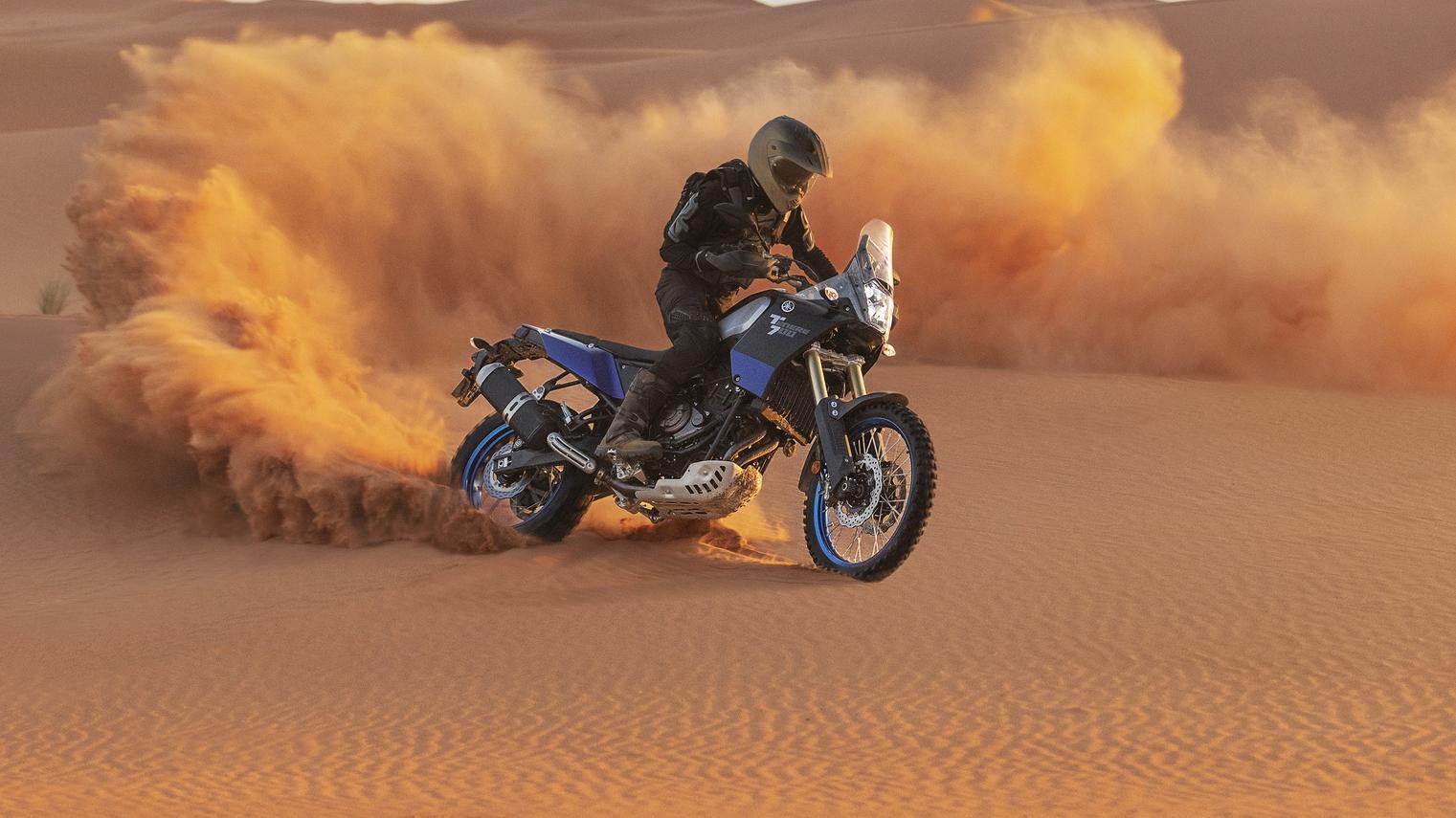 2019 Yamaha Tenéré XTZ700