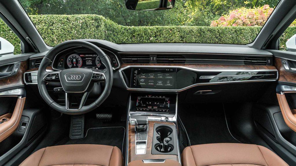 nové Audi A6