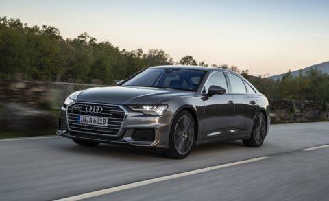 Nové Audi A6 ôsmej generácie 2019.