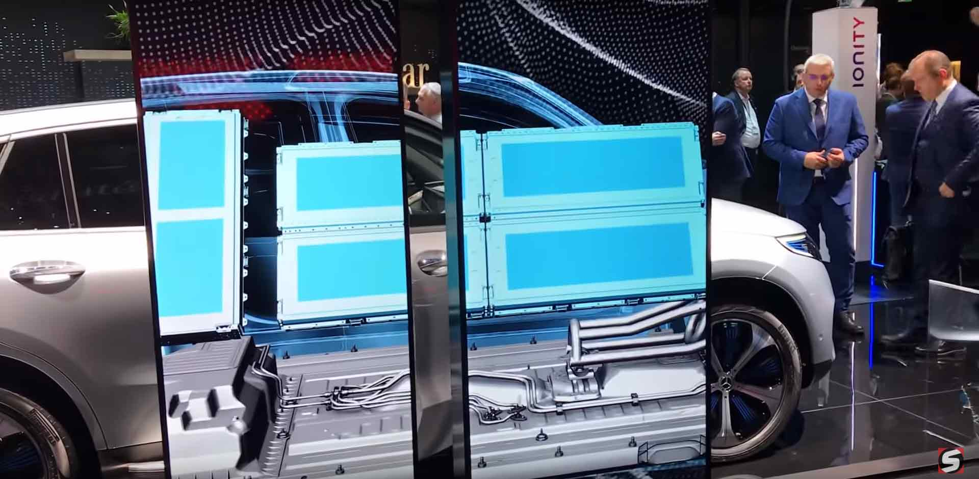 EQ akumulátor na autosalóne v Ženeve