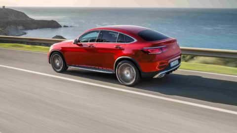 Mercedes-Benz GLC: Nová podoba výnimočnosti