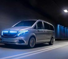 Mercedes-Benz EQV: vozidlo budúcnosti