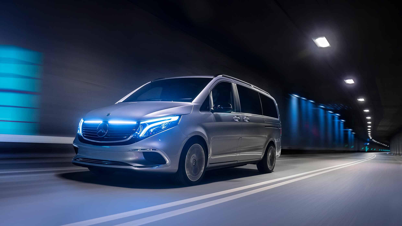 Mercedes-Benz koncept EQV
